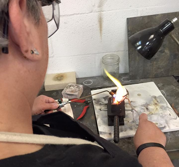 Sterling Silver Ring Class!