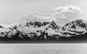 Inland passage mountains