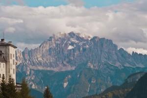 Italian Alps  Mt. Civetta