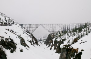 Winter Trestle