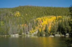 Bear Lake Fall Colors