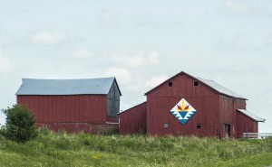 Red Quilt Barn 1
