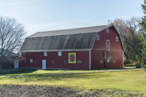 Red Quilt Barn 2