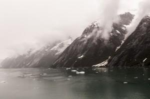 Tracy Arm Fjord Coastline