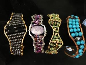 Free Form Cuff Bracelets
