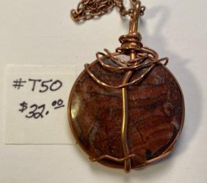 Jasper #T50 $32.00