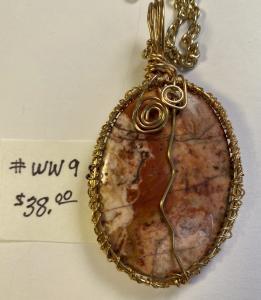 Jasper  #WW 9, $38.00