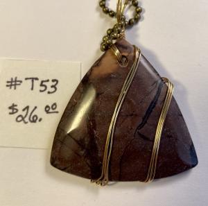 Jasper #T53 $26.00