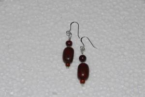 Semi Precious stone Earring #285