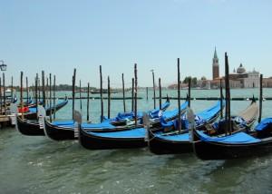 Parked Gondolas