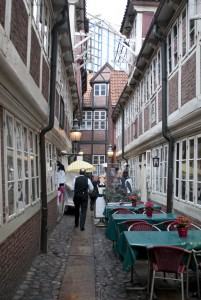 Historical Hamburg