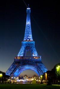 Blue Eiffel 2