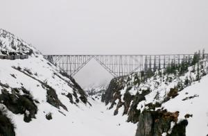 Winter Trestle