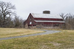 Red Flag Quilt Barn